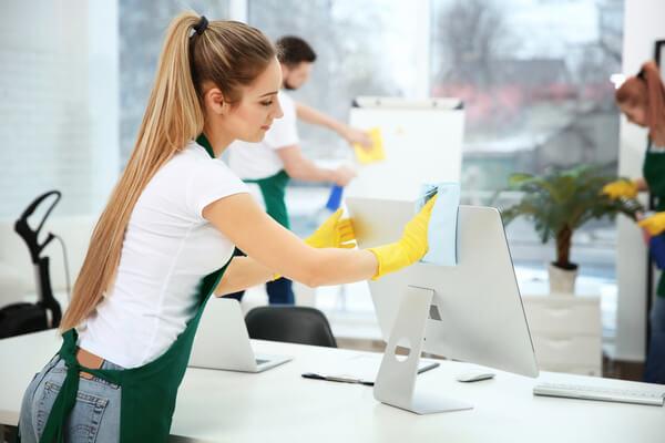 Fixa ett rent och snyggt kontor